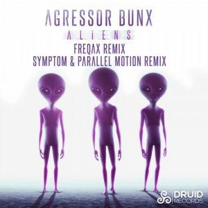 AgBunx Aliens Freqax rmx