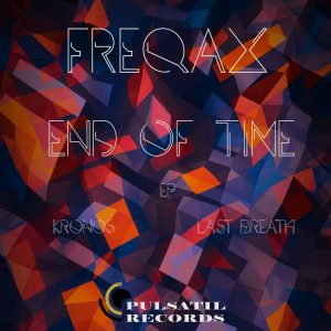 Freqax - End of time EP (2000X2000)